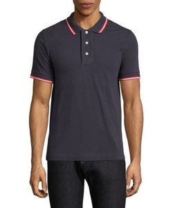 Bally | Contrast Striped Polo