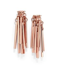 Eddie Borgo | Bar Fringe Earrings
