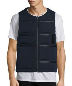 Letasca | Reversible Multi-Pocket Vest