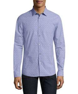 Michael Kors | Dot-Print Cotton Shirt