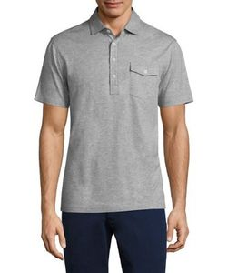 Polo Ralph Lauren | Lisle Heathe Cotton Polo