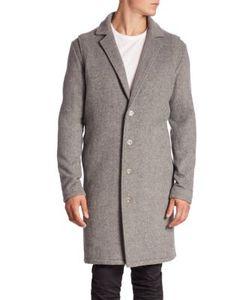 Zanerobe   Melton Wool Coat