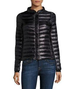 Herno   Zip-Front Down Puffer Jacket