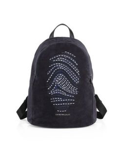 Emporio Armani | Leather Backpack