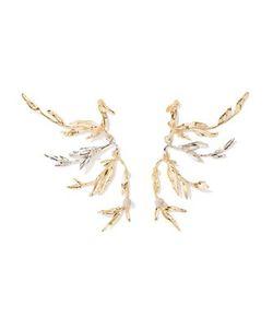 Aurelie Bidermann | Mimosa Two-Tone Drop Earrings