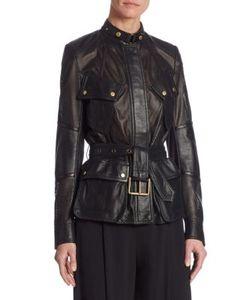 Ralph Lauren Collection | Grafton Leather Jacket