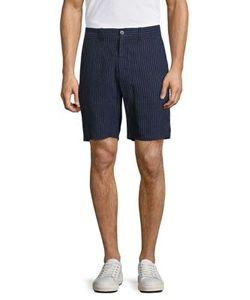Vilebrequin | Basic Pinstriped Shorts