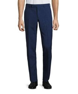 Paul Smith | Slim-Fit Cotton-Blend Pants