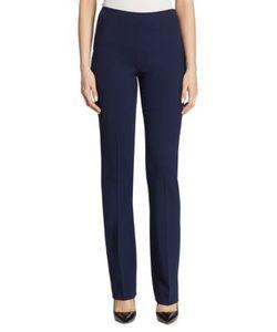 Ralph Lauren Collection | Alandra Stretch Wool Pants