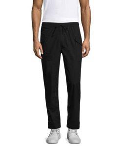 Ovadia & Sons | Drawstring Cotton Pants
