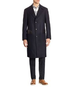 Salvatore Ferragamo | Wool Cashmere Coat