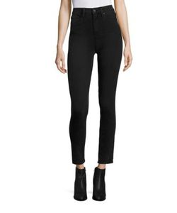 Paige | Margot High-Rise Skinny Ankle Jeans