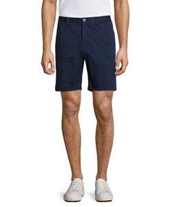 Vilebrequin | Basic Embroidered Shorts