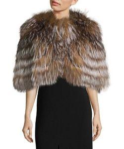 The Fur Salon | Fox Fur Cape