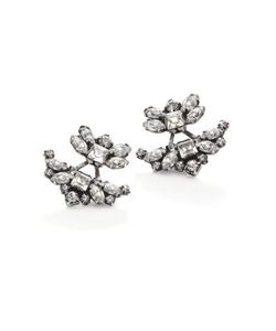 Dannijo | Andreas Crystal Stud Earrings