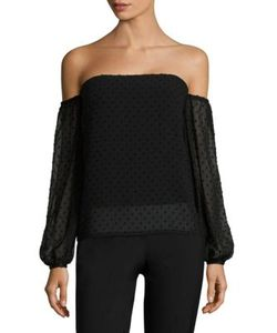 Misha Collection | Isla Off-The-Shoulder Top