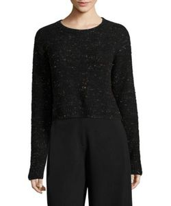 Public School | Sana Speckled Wool Knit Sweater