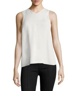 Helmut Lang | Sleeveless Knotted Top