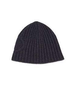 Salvatore Ferragamo | Virgin Wool Cashmere Knit Beanie Hat