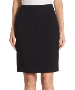 Akris | Wool Pencil Skirt