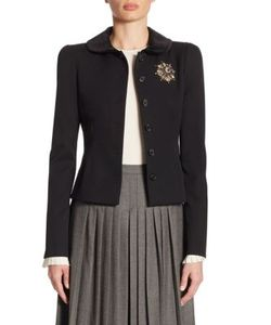 Ralph Lauren Collection | Cecillia Wool Jacket