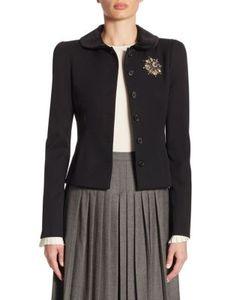 Ralph Lauren Collection | Cecillia Wool Jacket