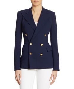 Ralph Lauren Collection | Camden Double-Breasted Wool Jacket