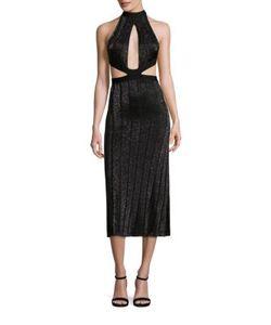 Cushnie Et Ochs | Knit Cutout Dress