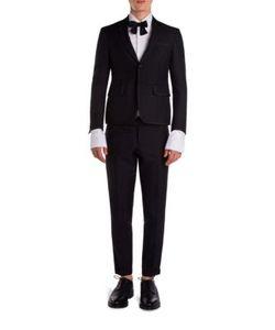 Thom Browne   Wool Regular Fit Tuxedo