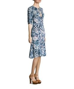 Michael Kors Collection | Silk Dress
