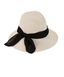 Eugenia Kim | Jordana Packable Linen Hat