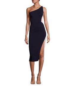 Cushnie Et Ochs | One Shoulder Dress