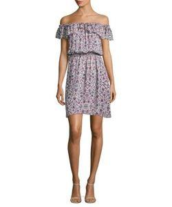 L'agence | Leonie Print Silk Dress