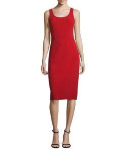 Michael Kors Collection | Wool Sheath Dress