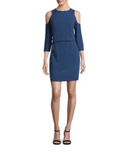 Tibi | Savanna Crepe Dress