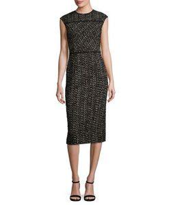 Agnona | Wool Tweed Dress