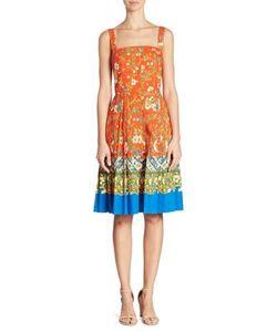 Tory Burch | Fernanda Pleated Dress