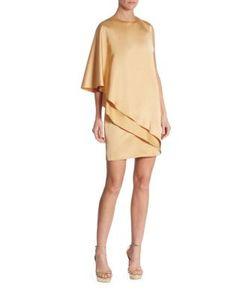 Ralph Lauren Collection | Kayla Asymmetric Dress