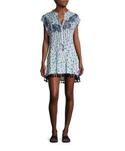 Poupette St Barth | Heni Mini Dress