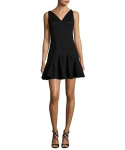 Antonio Berardi | V-Neck Flare Dress