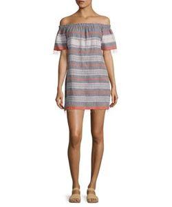 Lemlem | Tabtab Off-The-Shoulder Dress