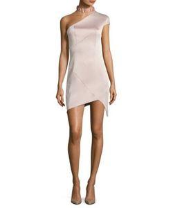 Misha Collection | Hana One-Shoulder Dress