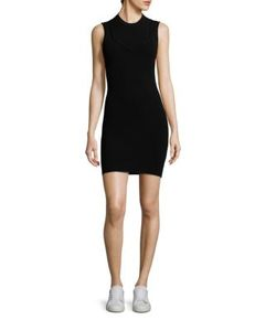 A.L.C. | Aviana Rib-Knit Dress