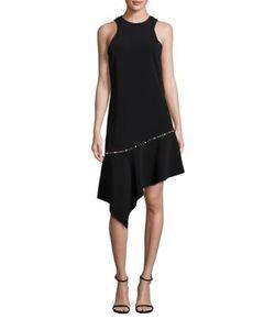 Jonathan Simkhai | Beaded Asymmetrical Dress