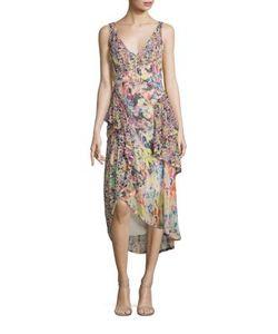 Jason Wu | Silk Printed Dress