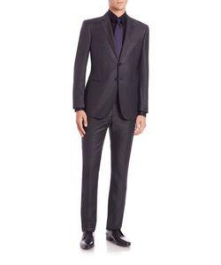 Giorgio Armani | Wall Street Suit