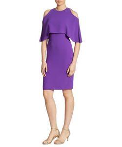 Ralph Lauren Collection | Ashley Cold Shoulder Dress