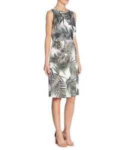 Max Mara | Ambra Tropical Jersey Dress