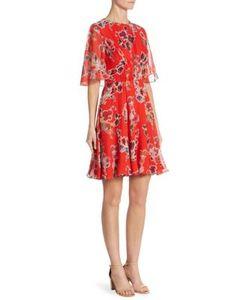 Jason Wu | Silk Chiffon Dress