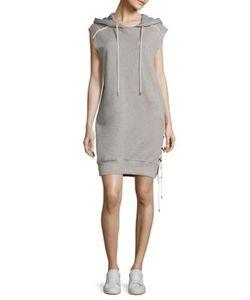 Public School | Loren Cotton French Terry Hooded Dress